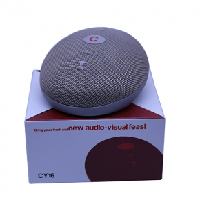 High quality Subwoofer Wireless Speaker CY-16 for indoor Use